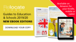 The 2019/20 UK and International Education Guides are now available to download as eBooks.