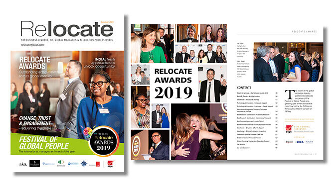 Relocate Magazine Summer issue out now