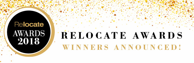 Relocate Awards 2018 Book Now