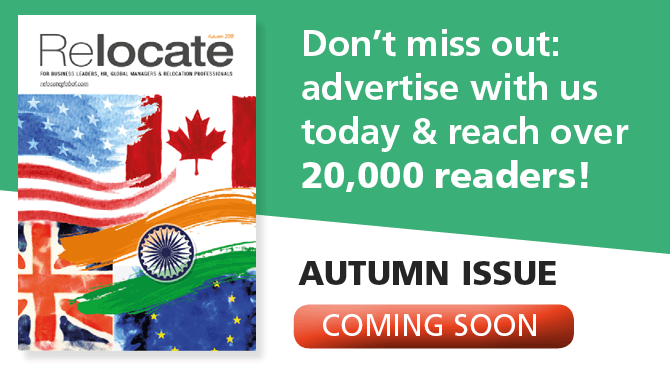 Relocate magazine Autumn issue coming soon