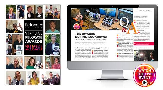 Awards 2020 Supplement Out Now!