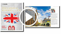 Relocate Global Guide to Education & Schools in the UK video introduction.