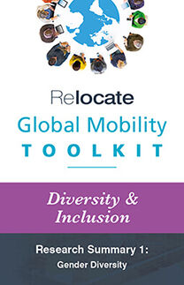 Global Mobility Toolkit: Diversity & Inclusion: Gender Diversity
