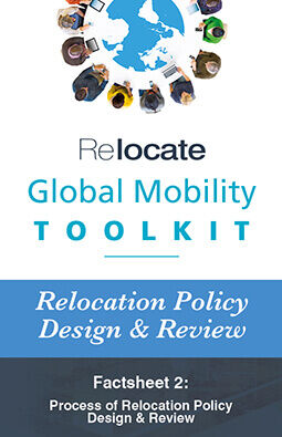 Global Mobility Toolkit: Policy Design: Process graphic