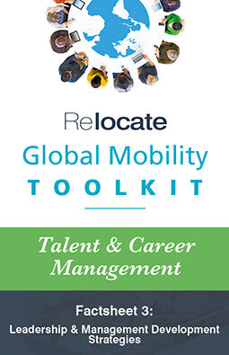 Global Mobility Toolkit: Talent & Career Management: Resourcing: Graphic