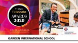 Garden-International-School-Award-Winner