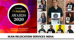 IKAN Relocation Services India, Relocate Award 2020 winner