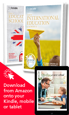 Relocate Guides to Education and Schools eBooks out now