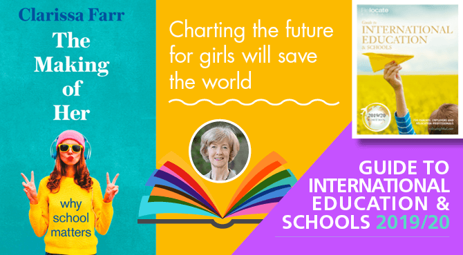 Carissa Farr Charting the future for girls will save the world