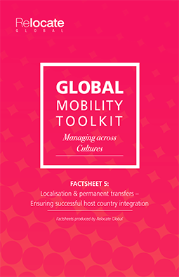 Global Mobility Toolkit Managing Across Cultures