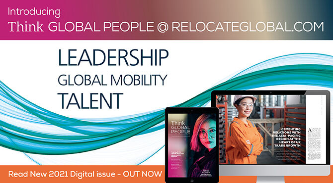Think Global People Winter Issue Out Now!