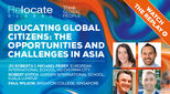 Educating Global Citizens: The Opportunities and Challenges in Asia