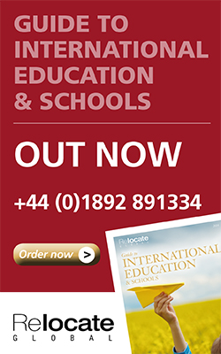Relocate Global Magazine Guide to International Education and Schools