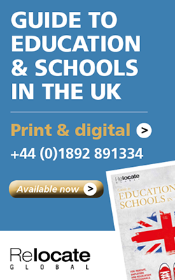 UK Guide Education & Schools in the UK MMU banner