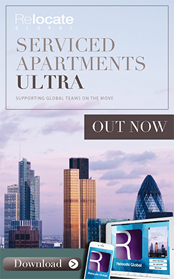 Relocate Global Magazine Serviced Apartments ULTRA magazine