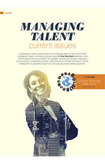 Relocate Magazine Managing Talent