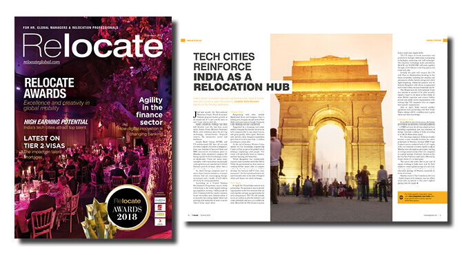 Relocate Magazine Summer Issue 2018 Out Now