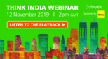 Think India Webinar Listen to the Playback 2019