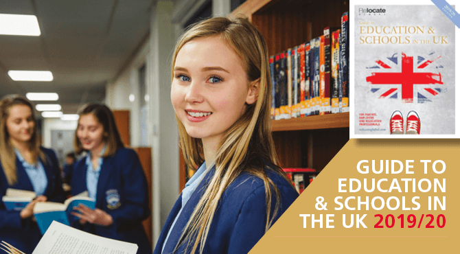 Relocate Global Guide to Education and Schools in the UK 2019/20