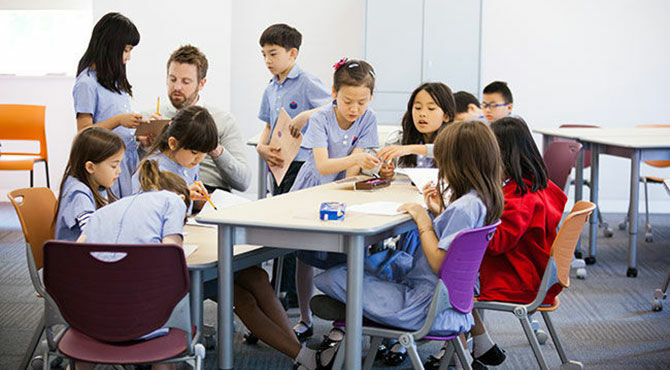 From classrooms to communities | Education Guides | Relocate