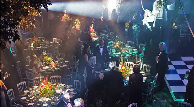 The Relocate Awards 2018 were held at The Underglobe, underneath Shakespeare's Globe Theatre, on the banks of the Thames in London