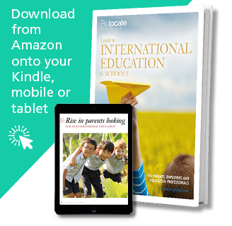 Guide to International Education & Schools 2019/20 Ebook out now
