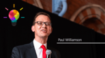 Paul Williamson, Head of Talent Development, Ambassador Theatre Group (ATG)