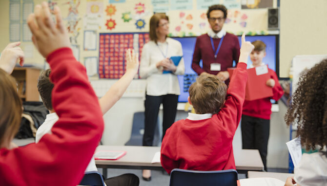 State schools in England to benefit from Government cash injection