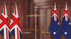 Australia rules out visa-free work deal with UK.