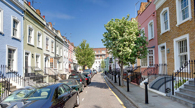 House prices in Chelsea among the most expensive in the UK