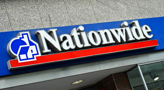 Nationwide have released their most recent house price index