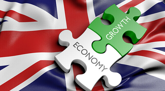 UK economy financial growth brexit