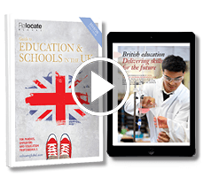 Relocate Guide to Education & Schools in the UK 2019/20 watch the video