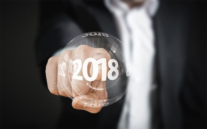 Crystal ball and 2018