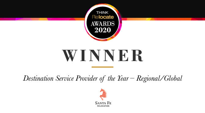 Destination Service Provider of the Year – Regional/Global