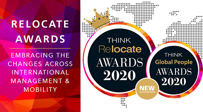 Think Relocate Awards 2020 main image