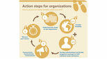 Action steps for organisations