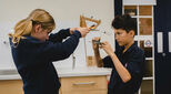 TASIS The American School in England entered the Ultimate STEM Challenge and designed a new form of wearable tech.
