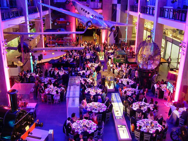 Relocate's 10th award ceremony will be held at the Science Museum in London