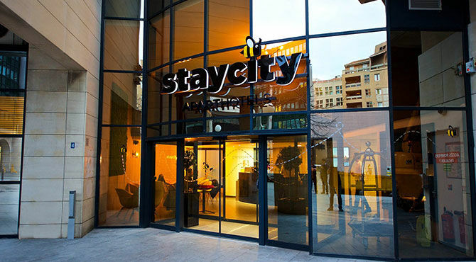 Stay City aparthotel expansion