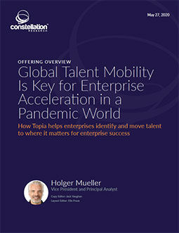 Global Talent Mobility Is Key for Enterprise Acceleration in a Pandemic World
